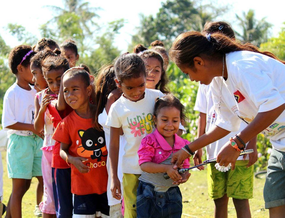 Badminton Timor
