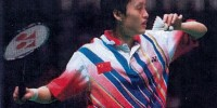 Gong Zhichao of China - Women's Singles Gold at Sydney 2000