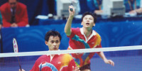 Indonesia's Candra Wijaya + Tony Gunawan claimed the MD Gold at Sydney 2000