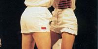 Korean ladies Hwang + Chung win Gold