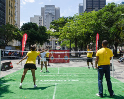 Badminton in Brazil