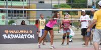 Badminton in Brazil