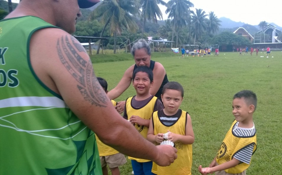 Cook Islands: Every child has a right to play - BWF ...